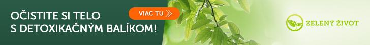 baner zelený život