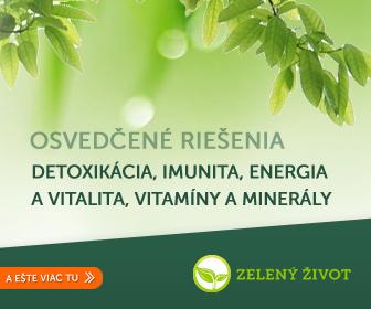 detoxikácia tela - zelený život