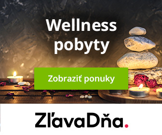 Zľavy na wellness pobyty