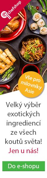 Exotické potraviny a ingredience na Chefshop.cz