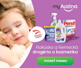 4459ac0d2cff Rakúska drogéria a jej predaj na Slovensku